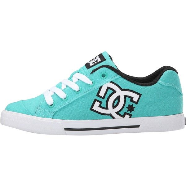 DC Chelsea W Women's Skate Shoes ($31) ❤ liked on Polyvore featuring shoes, dc shoes footwear, lightweight shoes, patterned shoes, breathable shoes and dc shoes