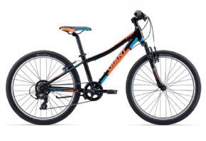 Giant Xtc Jr 2 24 2017 Kids Bike Designed to get young riders pumped on riding trails XtC Jr. 20 and 24 are just the right size and have all the right features. With a lightweight aluminium frame front suspension fast-rolling 20 or 2 http://www.MightGet.com/april-2017-1/giant-xtc-jr-2-24-2017-kids-bike.asp