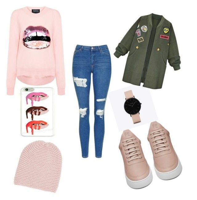 """""""Untitled #3"""" by margocase on Polyvore featuring Markus Lupfer, Filling Pieces, Wommelsdorff, Topshop, CLUSE and WithChic"""