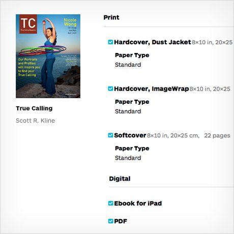 BookWright - Print book, ebook, PDF