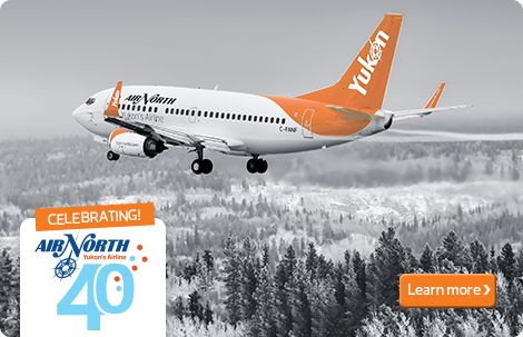 Air North, Yukon's Airline | Flights, Packages, Air Passes, Cargo and More