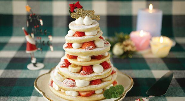 聖なる夜はとびきり簡単なクリスマスケーキを手作りしてみませんか?お菓子作り初心者さんでも失敗知らずに作ることができて美味しい、とびきりのクリスマスケーキレシピをご紹介致します。