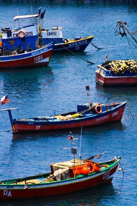 Antofagasta Harbor