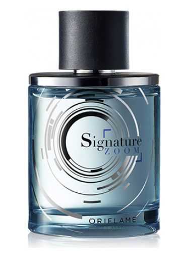 1768d3f4904b6 Signature Zoom Oriflame para Hombres