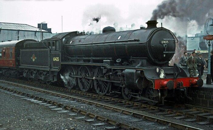 BR (LNER) rebuilt B16 class  4-6-0