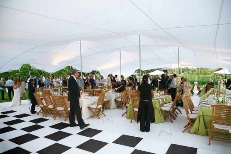 Nomadik Stretch Tents: Weddings