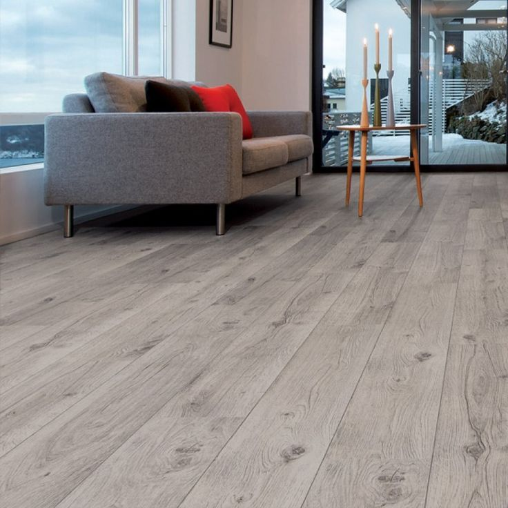 Grey Vinylflooring In Living Rooms