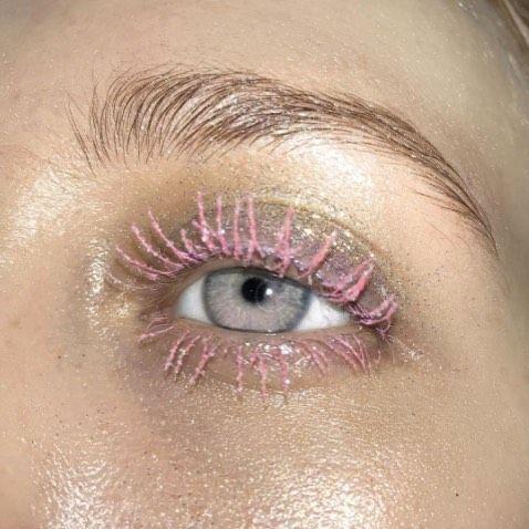 "855 Likes, 21 Comments - TOP GIRL STUDIO. (@topgirl.studio) on Instagram: ""this summers look : pink spider lashes. #topgirlstudio #crushinghard @beasweetbeauty """