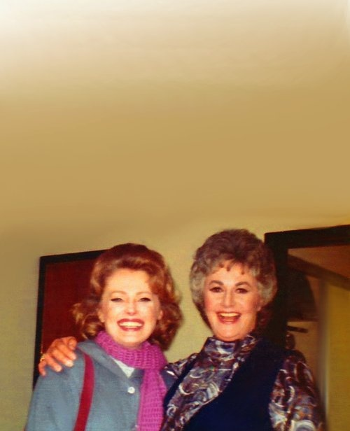 bea and rue pre golden girls (maude) days.