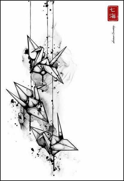"""11 +11 0 Черно-белая графика от художницы Nanami Cowdroy из-за """"Семи морей"""""""