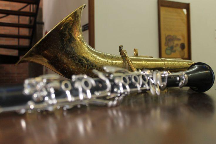 Instrumentos Sabrosura del Litoral. instalaciones Casa Santa Mónica