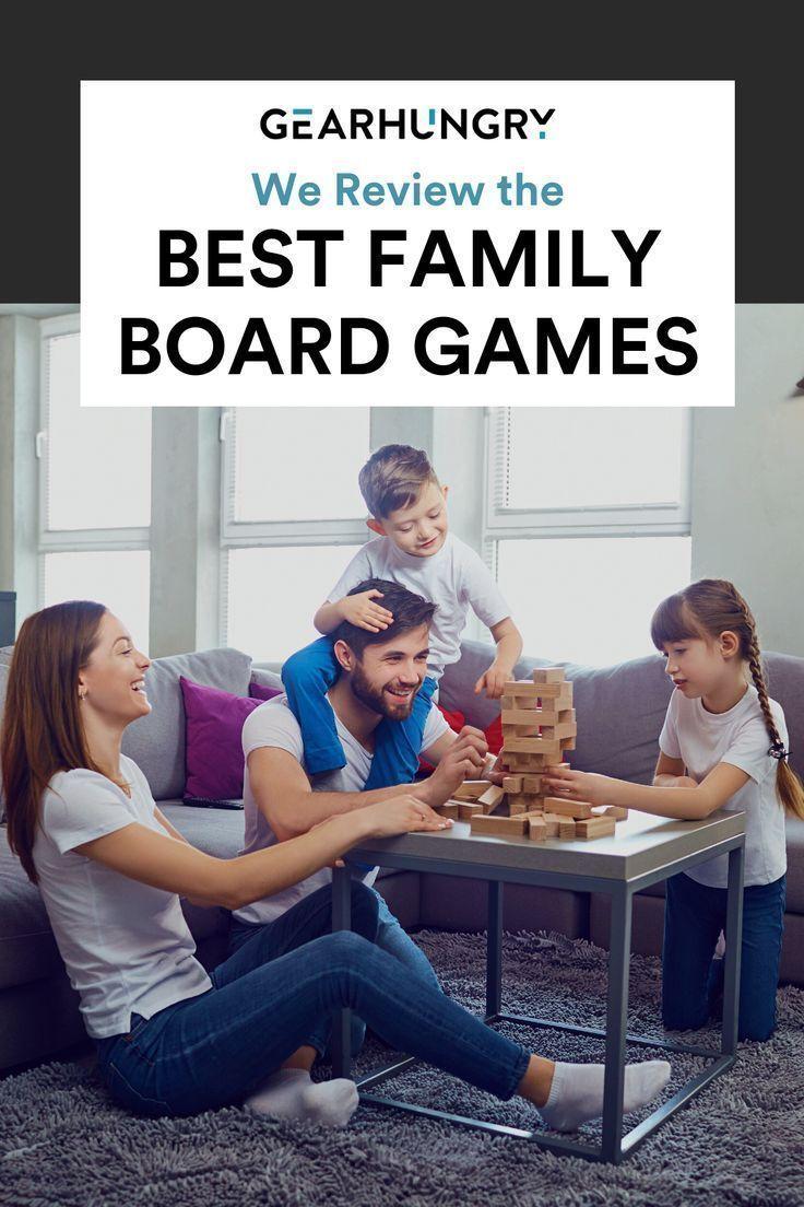 Best Family Board Games In 2021 Buying Guide Gear Hungry Best Family Board Games Family Board Games Family Boards