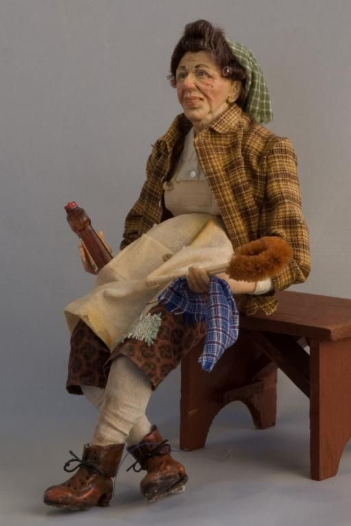 cleanlady1.jpg - Colvin Dolls - Gallery - The Greenleaf Miniature Community