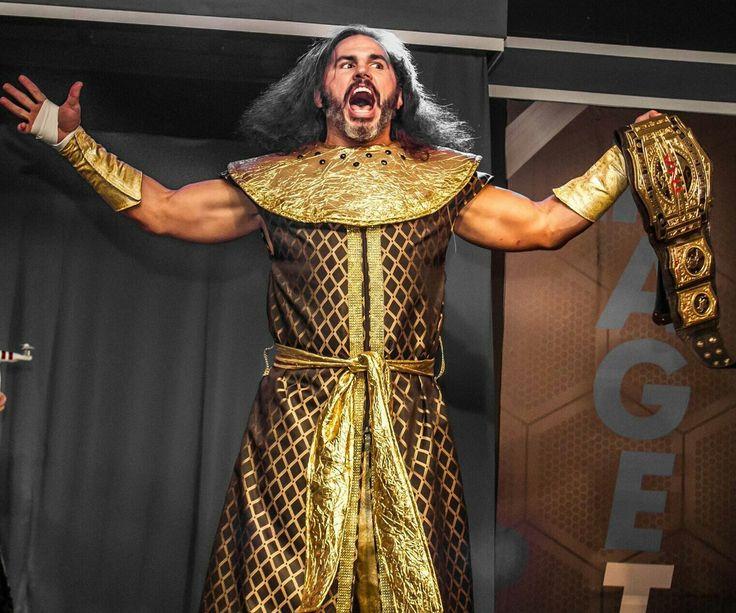 Broken Matt Hardy TNA IMPACT