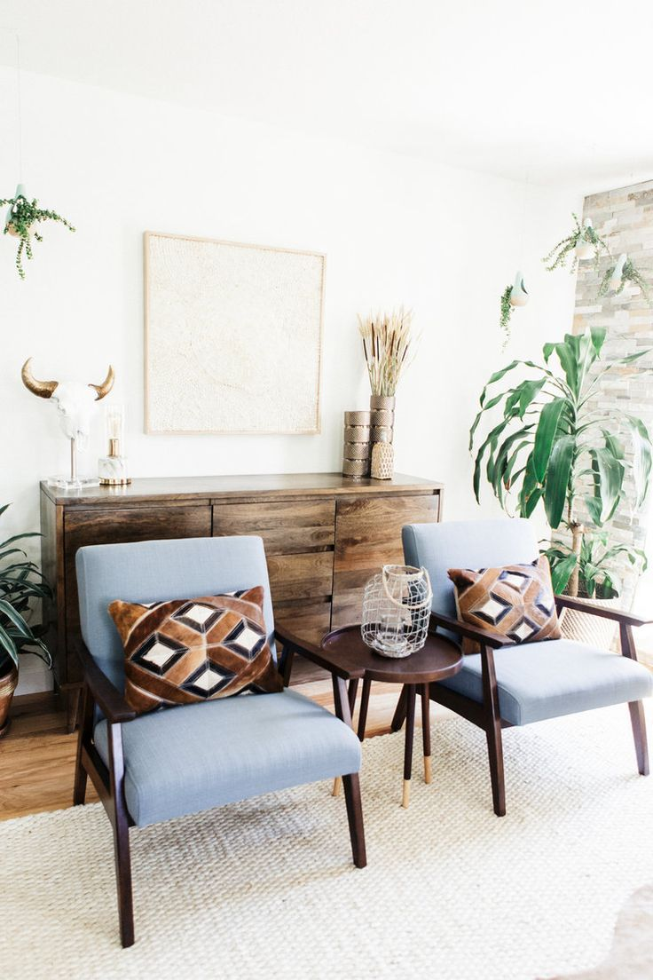 I couldn't be more excited to finally reveal our family room makeover with The Home Depot. I have been working on this space the past couple of months, and it has become my favorite room in our home, which is great because it's our most used room. We moved in two years ago, painted everythi