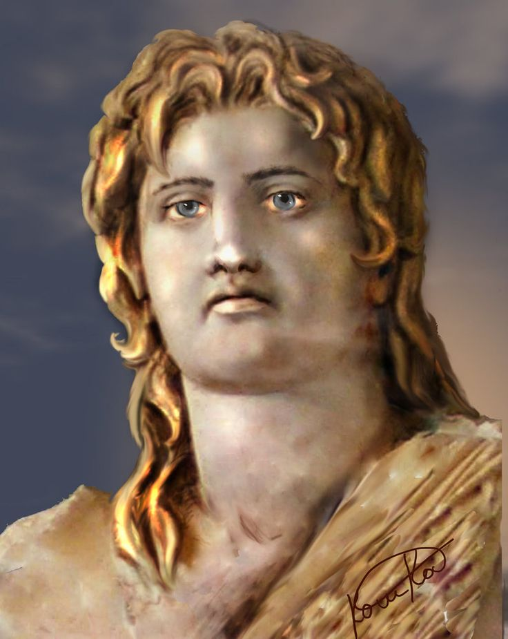 Philip II Basileus of Macedonia in his youth. by PirraAiren.deviantart.com on @DeviantArt