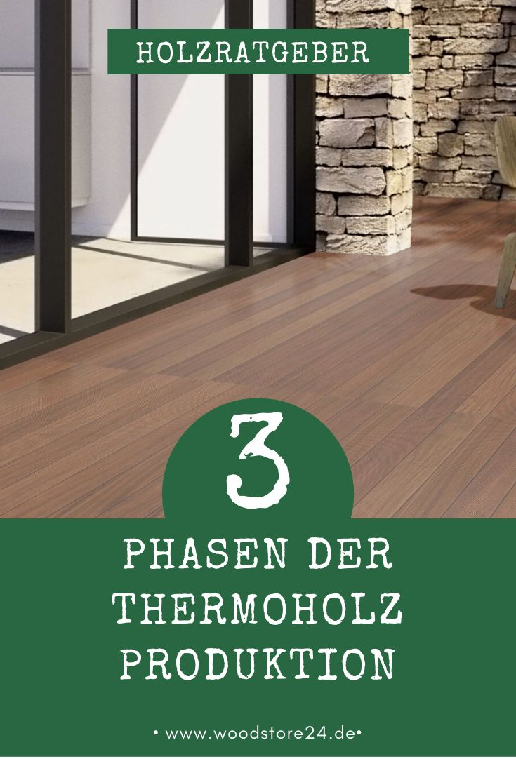 Wie Geht Das Thermoholz Produktionsverfahren Holz Holzarten Terrassendielen
