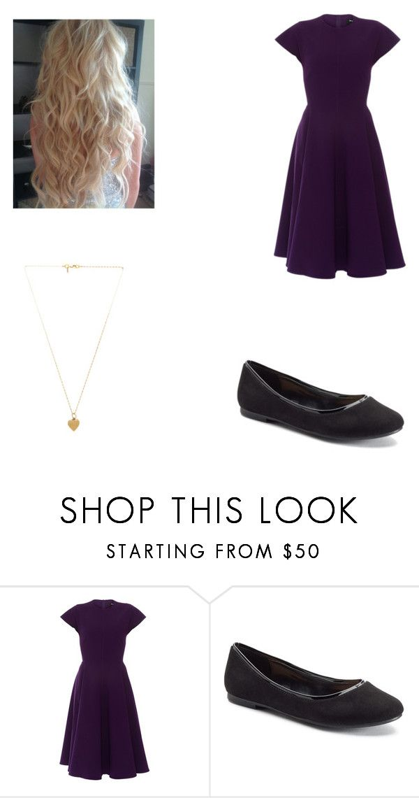 """""""Alices Hogwarts outfit"""" by rebeccac-i ❤ liked on Polyvore featuring Paule Ka, LC Lauren Conrad and Vanessa Mooney"""