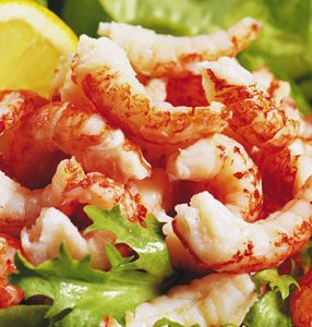 Crayfish and Sweet Chilli Salad Recipe | A Model Recommends