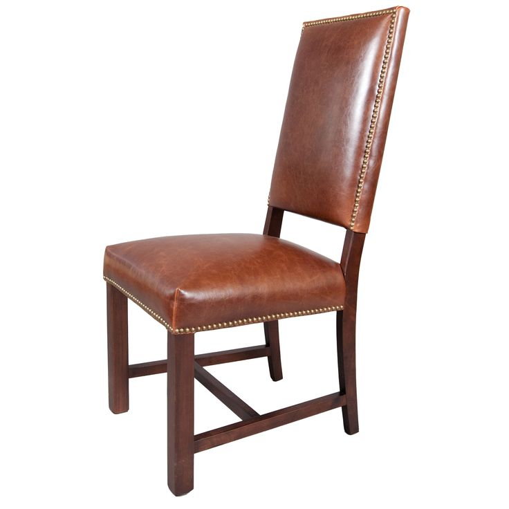 leather fabric chair 1000 ideas about leather dining chairs on pinterest 16627 | aca54369372ae15445c5384a221e463f