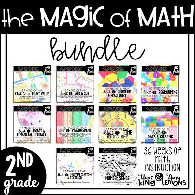 Math Notebooks | Step into 2nd Grade with Mrs. Lemons | Bloglovin'