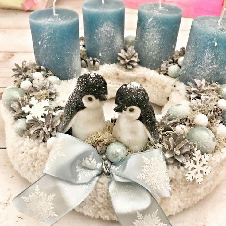 For Winter: Penguins!