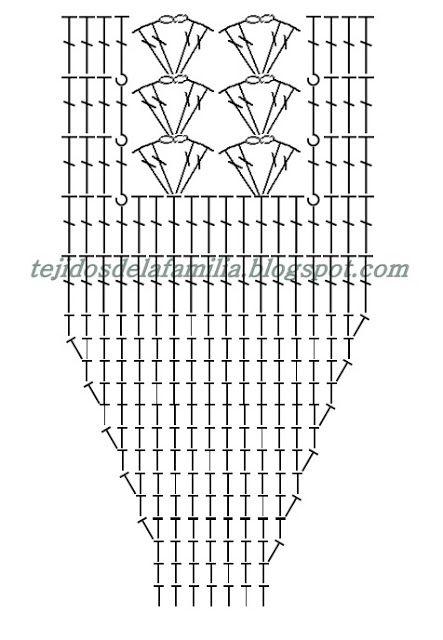 Tejidos de la familia: Artesanías MACRAME, CROCHET Y PALILLOS :): Patrón cintillo matizado rosa