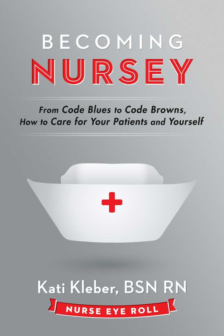 My first book: Becoming Nursey offers a look into becoming a nurse.