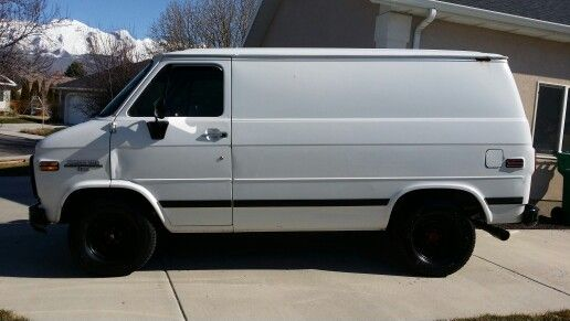 Shorty Chevy Van Craigslist Related Keywords & Suggestions