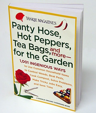 Panty Hose Hot Peppers Tea Bags And More For The