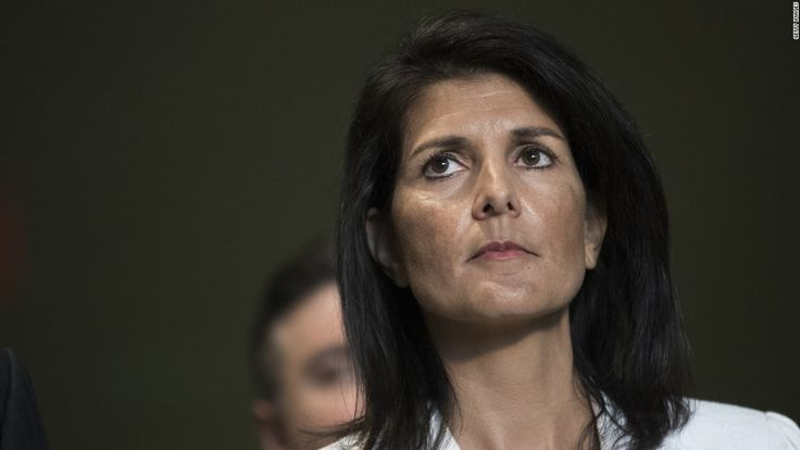 5/22/17 Pooper Scooper - Haley: 'We're trying to reassure' allies on intel sharing - CNNPolitics.com