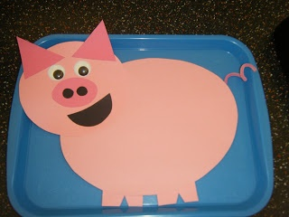 pig template for preschoolers - 17 best images about p on pinterest crafts peacocks and