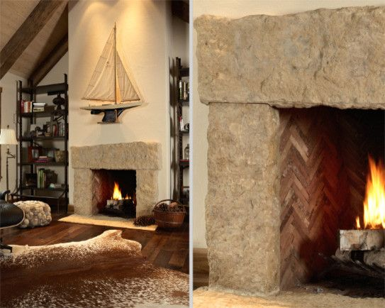fireplace ideas    #KBHomes