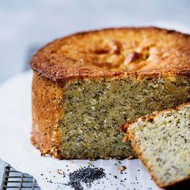 Torta morbida al papavero | Donna Moderna