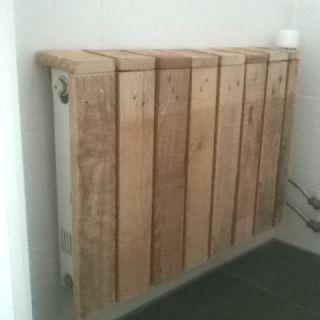 ombouw radiator