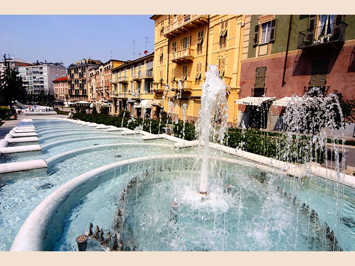 Acqui Terme, in the Piedmont region, is known as a spa town since ancient Roman times