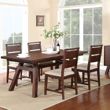 Woodrow 5 piece dining set costco 899 1308 dining pinterest dining sets set online and - Costco dining room set ...