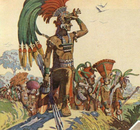 the religion and military of the mayan empire Brutal military commander who extended the empire throughout s and e india battle of kalinga - 260 bc 100,000 kalingans died  mauryan religion buddhism grows.