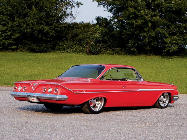 1961 Chevy Impala Bubbletop
