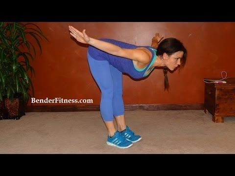 30 Day Challenge: Day 8: Standing Buns and Thigh Slimming Workout 15 Minutes (Body Weight)