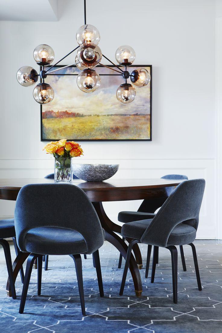 Patti Rosati Interior Design | Summerhill Pied-a-Terre. #interiordesign