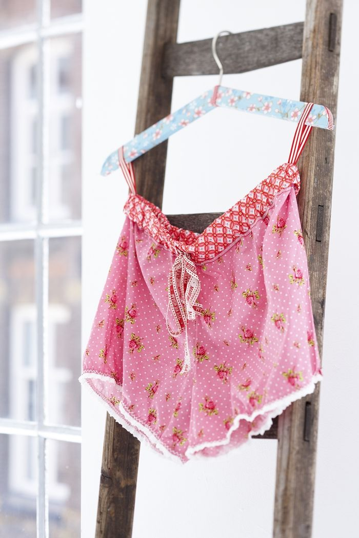 PiP Babs Trousers Short Pink