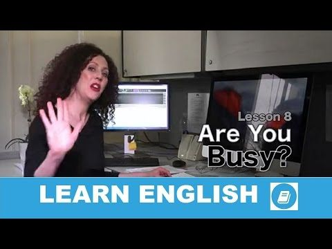 English Course – Lesson 8: Pronunciation Practice (Hesitation noises and...