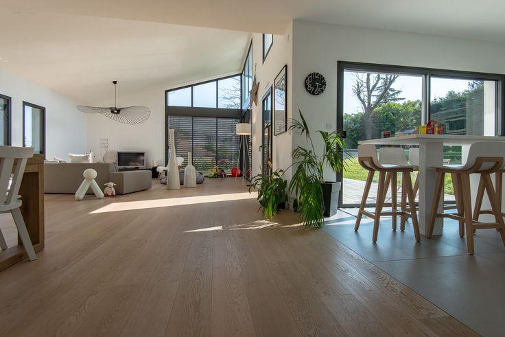 55 best parquet ch ne bois brut images on pinterest raw wood solid oak and workshop. Black Bedroom Furniture Sets. Home Design Ideas