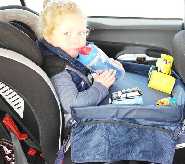 Play 'n Snack Travel Tray – NAVY Perfect for drinks and snacks, the Play n Snack Tray is ideal for on the go! Use the Travel Tray anywhere you go with your car seat, even airplanes! Travel tray makes a great gift.https://www.thtshopping.com/product-page/play-n-snack-travel-tray-navy