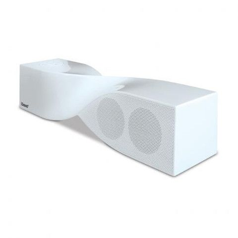 Sound Twist Bluetooth Speaker - White