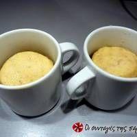 Muffins των 5 λεπτών για πρωινό