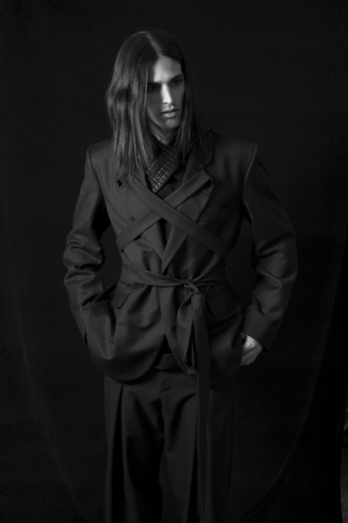 DIGITARIA A/W 11-12 MEN'S COLLECTION 'MIND OVER MATTER'