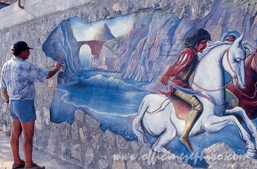 Furore - Murales