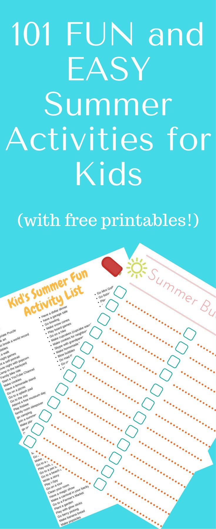 155 best seasons summer for kids images on pinterest outdoor